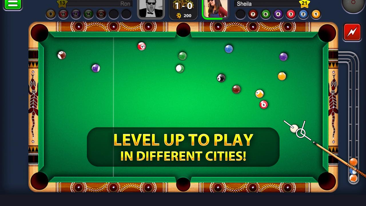 8 Ball Pool - online kulečníková smršť