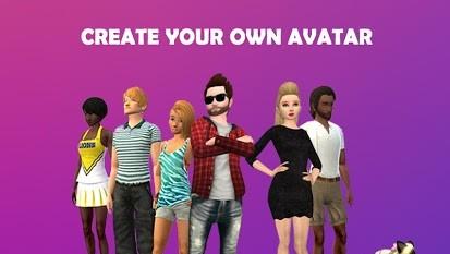 Avakin Life - mobilní virtuální život