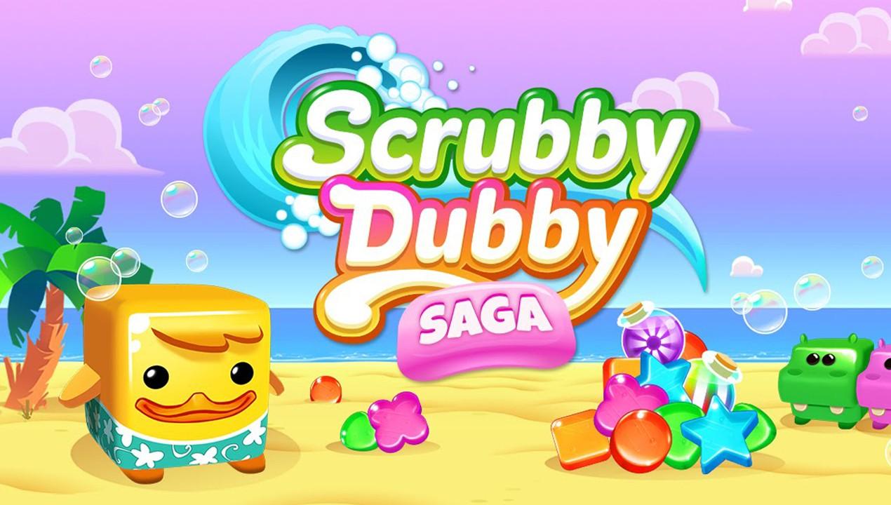 Scrubby Dubby Saga - herní výlet pod hladinu