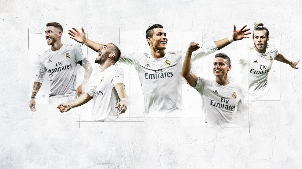 Real Madrid App - Bílý balet na dlani