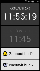 Aktuální čas