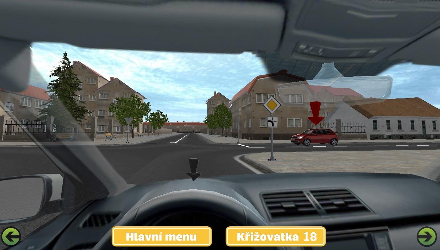 Autoškola od Bezpečné cesty.cz je aplikací pro budoucí i současné řidiče