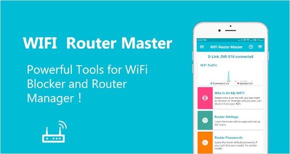 Podezíráte souseda, že vám krade Wi-Fi? Proklepněti si ho s WiFi Router Master!