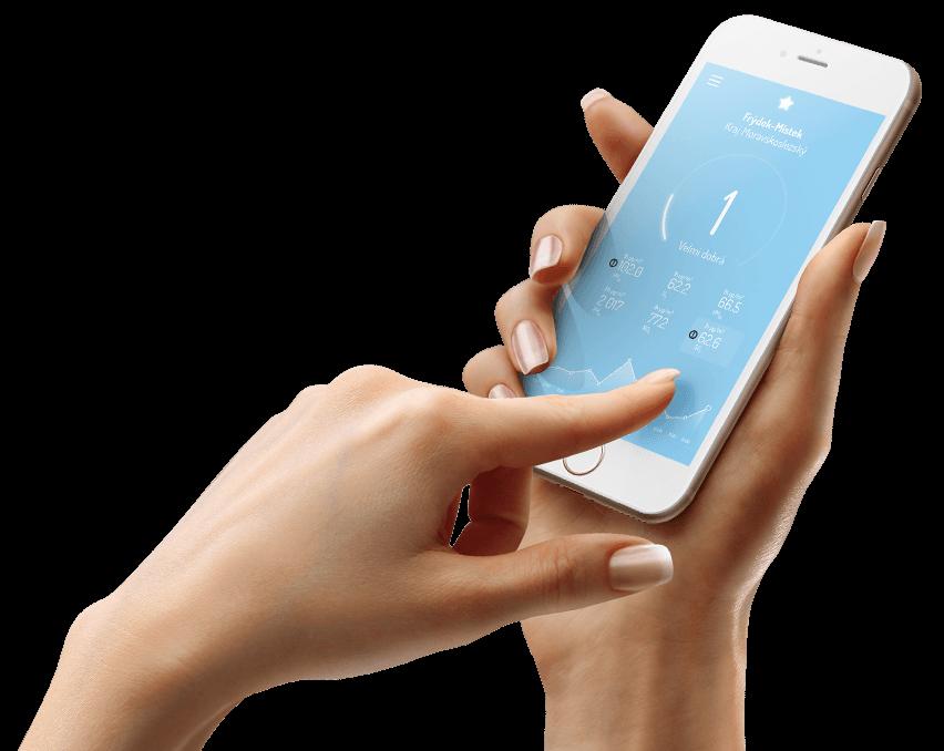 Díky aplikaci SmogAlarm už budete vědět, co dýcháte. Tedy když se vám jí povede spustit