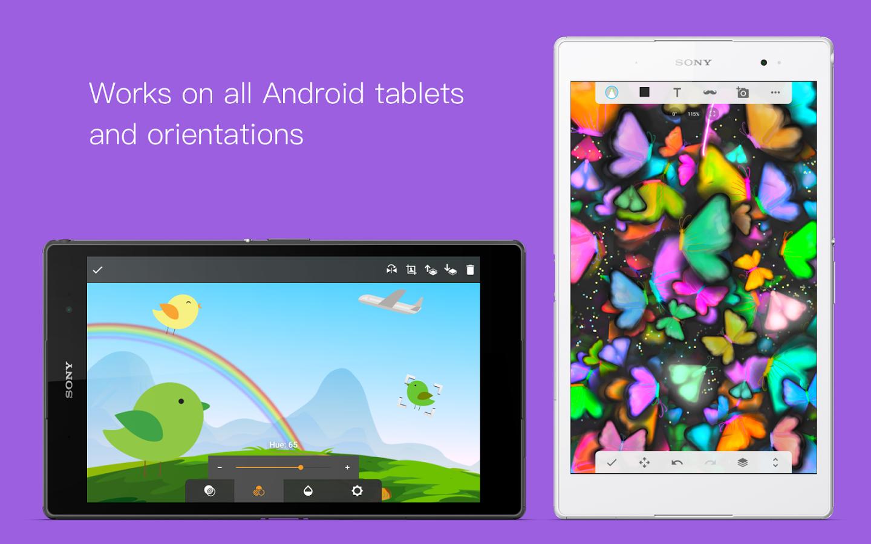 Aplikace Sketch od Sony je kompromisem mezi jednoduchostí a pokročilostí kreslících aplikací