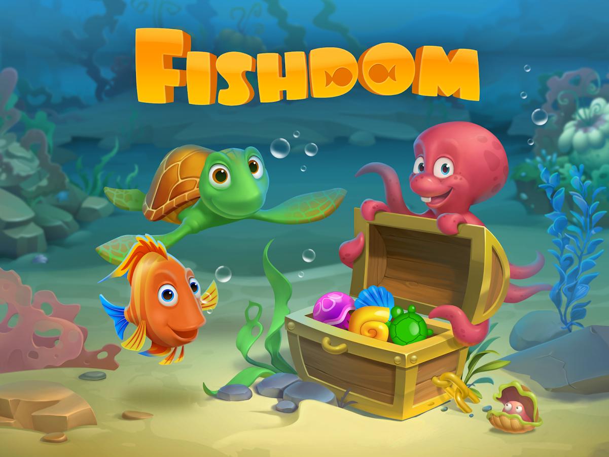 Fishdome je ideální hrou pro ty, kdo se rádi starají o virtuální akvárium a zároveň hrají rádi match 3 hry