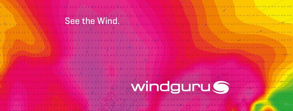 Pánem větru s českou aplikací pro předpověď počasí Windguru