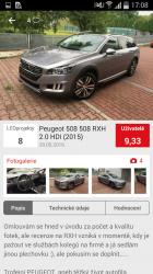 Uživatelské profily aut