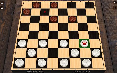 Dokážete porazit umělou inteligenci v dámě? Tahle hra obsahuje českou verzi pravidel i osm obtížností