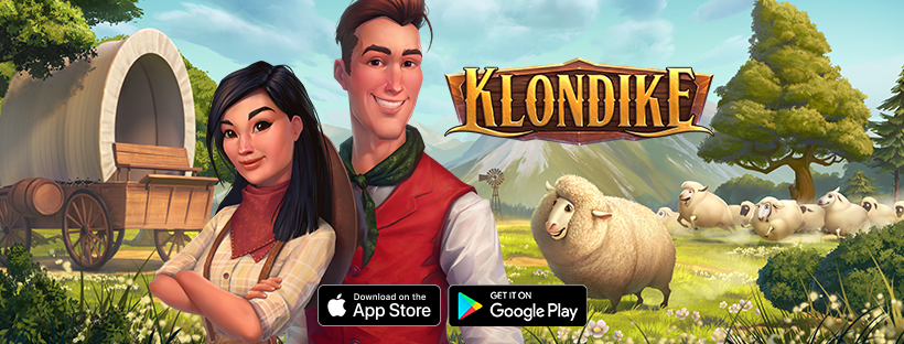 Severní vítr je možná krutý, ale zlatá horečka v mobilu je s Klondike Adventures skvělou zábavou