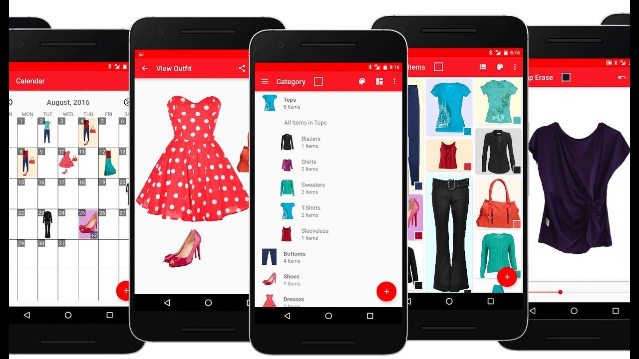 Your Closet - Smart Fashion je módní poradce, i elektronická databáze vašeho šatníku