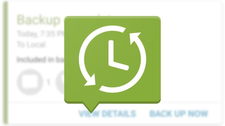 SMS Backup & Restore se spolehlivě postará o zálohování SMS a záznamů hovorů