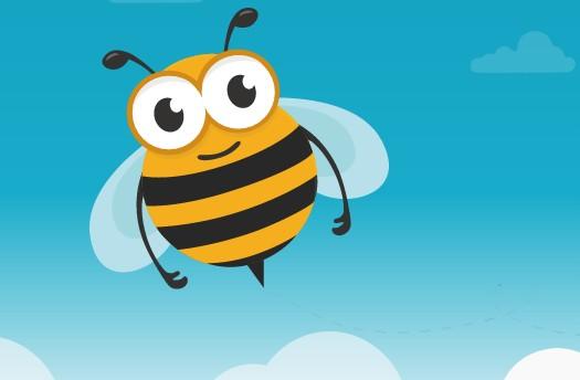 Aplikace Včelka pomůže zábavnou formou naučit děti správně česky