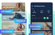 Aplikace Stretching Exercises pomůže efektivitě vašeho cvičení i uleví svalům