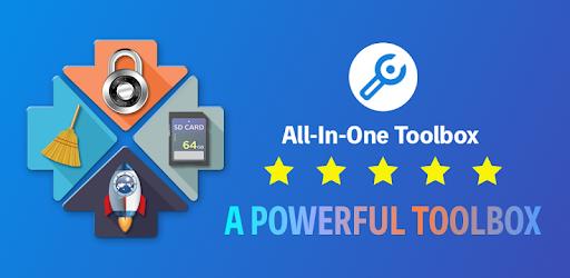 All-In-One Toolbox dokazuje, že aplikace pro údržbu pořádku v mobilu, jsou něco jako homeopatika v lékařství