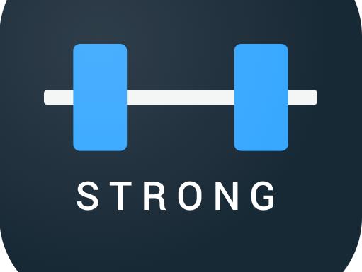 Strong: Exercise Gym Log nabízí způsob, jak si elektronicky evidovat svá cvičení
