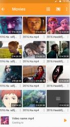 Přehled filmů