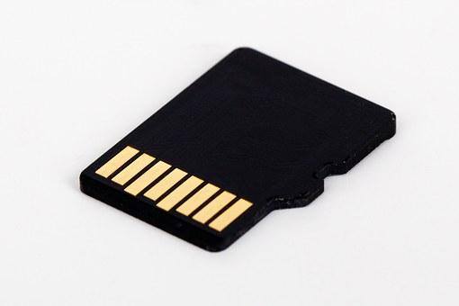 Jak naformátovat SD kartu