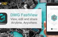 Výkresy z CAD programů teď můžete s DWG FastView zobrazovat i upravovat i na mobilu a tabletu