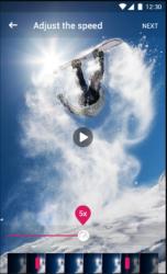Úprava rychlosti videa
