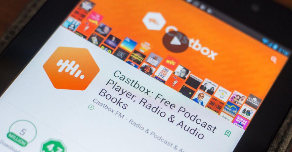 Castbox je jako YouTube podcastů. V aplikaci najdete podcasty české i největší zahraniční, ale i audioknihy nebo rádia
