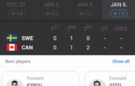 Výsledky, historie mistrovství i tipovací hra. IIHF má i pro letošní MS v hokeji novou aplikaci