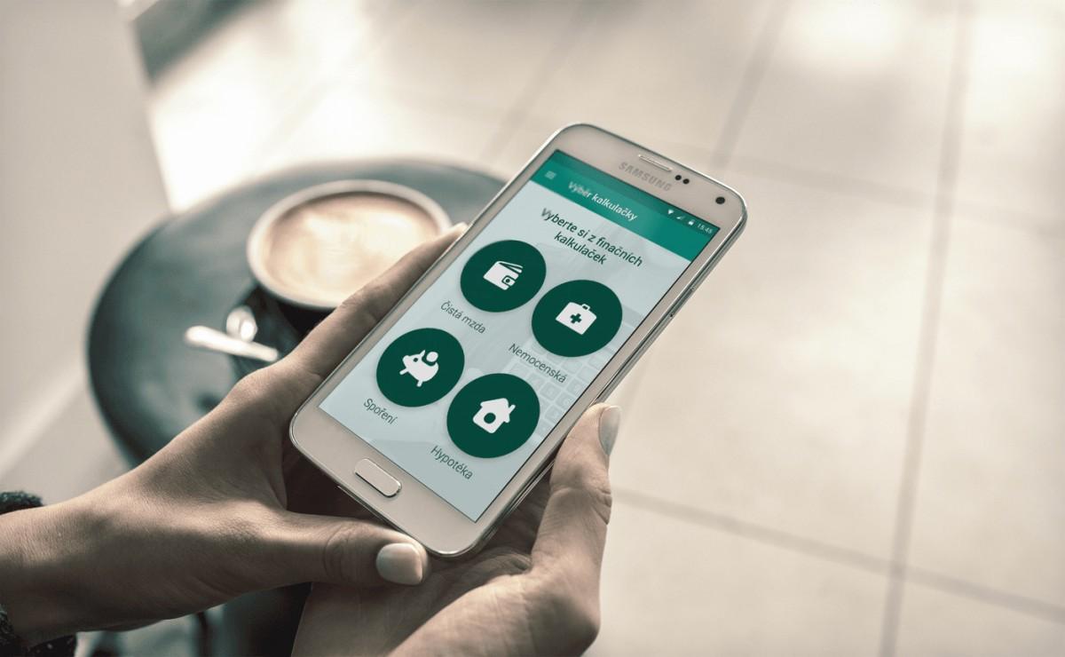 Aplikace Finanční kalkulačka pomůže zjistit, kolik odvádíte státu, kolik zaplatíte státu jako OSVČ i jak jste na tom s výplatou oproti zbytku ČR