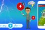S Lightning Alarm Weatherplaza vás už nepřekvapí žádná bouřka. Aplikace odchytává i předpovídá blesky