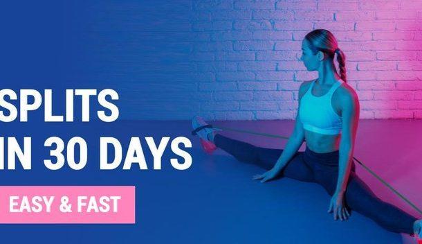 Chtěli byste se naučit roznožky? Aplikace Splits in 30 Days - Splits Training vám k tomu měla pomoci, více vám ale spíše pomůže od peněz