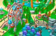 V Idle Theme Park Simulator můžete budovat vlastní zábavní park. Neuhádnete, která slavná filmová postava vám k tomu bude dělat průvodce hrou