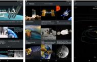 V oficiální aplikaci NASA můžete sledovat novinky ze všech jejich misí, jejich video série, i prohlížet model Sluneční soustavy