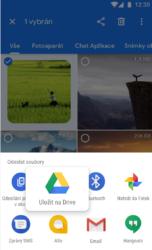 Zálohování na Google Drive