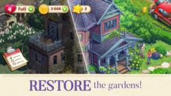 Lily a její přestavbe (nejen) zahrady, ale hlavně svého života