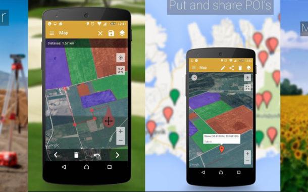 S aplikací GPS Fields Area Measure si můžete změřit své pozemky a nepotřebujete k tomu žádné speciální znalosti
