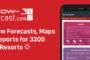 Aplikace Snow-Forecast detailně informuje o sjezdovkách z celého světa
