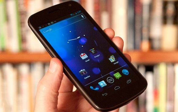 Galaxy Nexus se dočkal updatu na 4.0.4