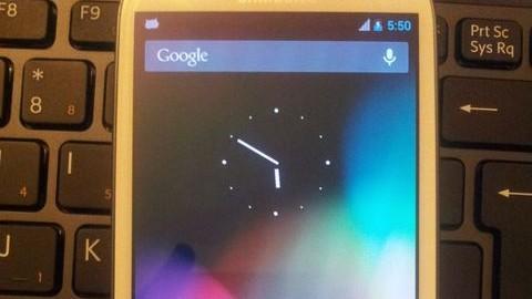 Jelly Bean přeportován i pro Samsung Galaxy S III