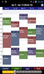 planovaci kalendar android Business Calendar – nejkvalitnější pracovní kalendář na trhu  planovaci kalendar android