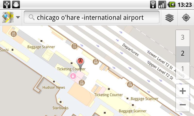 Google mapy 6.0