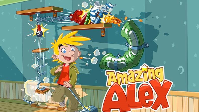 Placené Hry: Recenze Amazing Alex HD