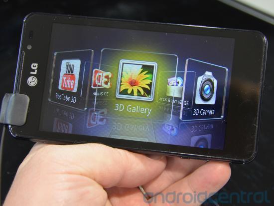 Gameloft upraví hry přímo pro LG Optimus 3D MAX