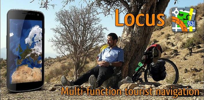 Locus: mocný nástroj nejen pro turistiku