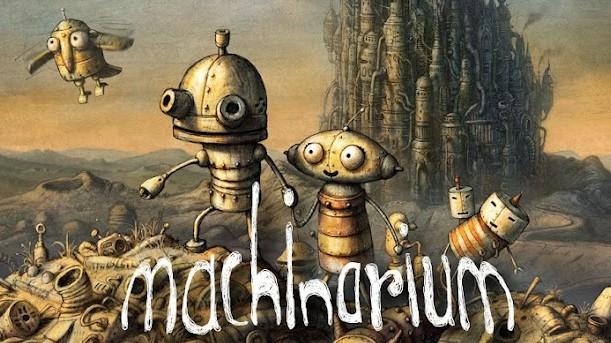 Placené hry: Recenze Machinarium