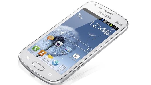 Samsung slíbil dual-sim velice podobný SGSIII