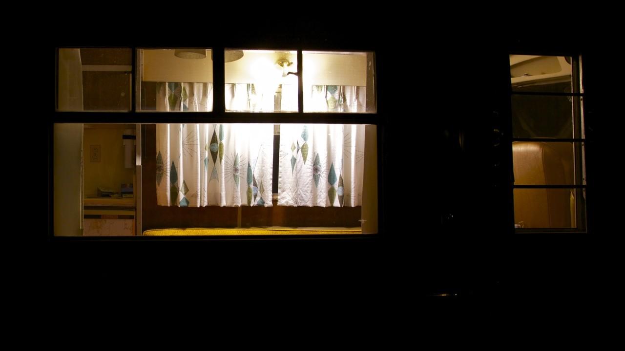 Večerní okénko: Android ze starý školy