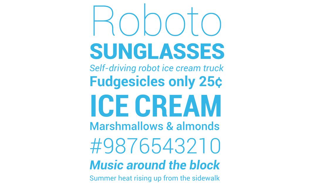 Jak na změnu fontů u Androida 4.0.x Ice Cream Sandwich