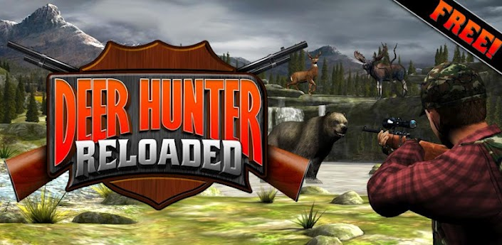 Deer Hunter Reloaded konečně na Google Play