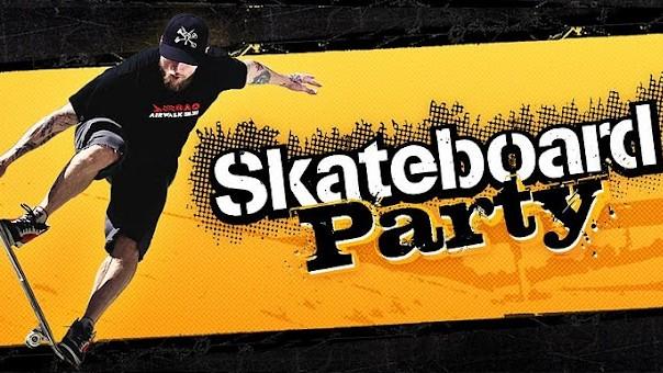 Placené hry: Recenze Mike V - Skateboard Party