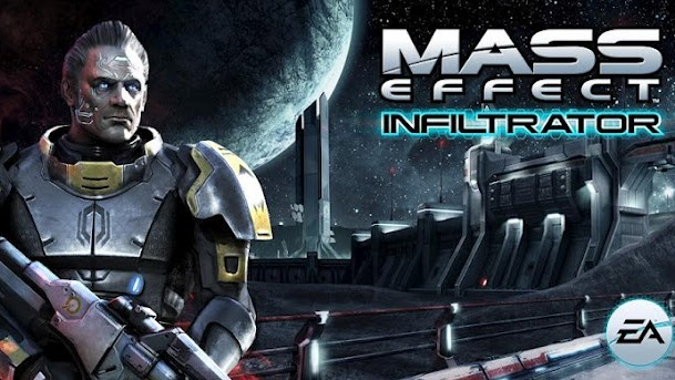Placené hry: Recenze Mass Effect Infiltrator