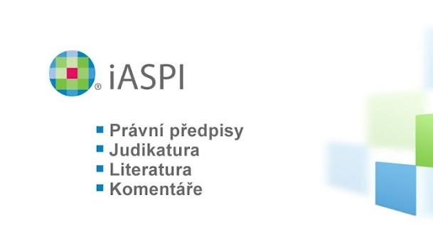 iASPI – právní poradce do kapsy